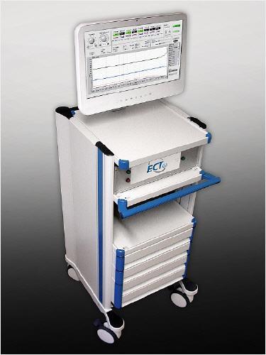Bild ECT-G8-Tumortherapiegerät